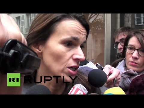 France: Liberation newspaper Paris HQ targeted by gunman