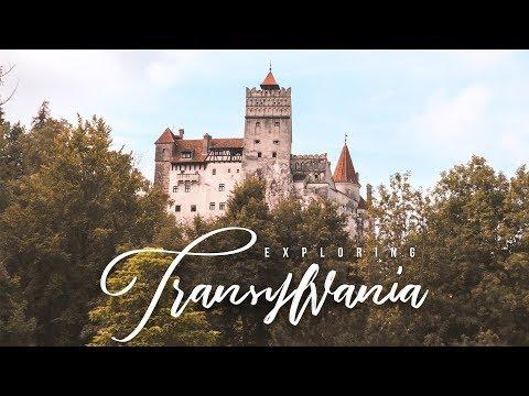 Exploring Transylvania: Count Dracula's Castle and More!   Romania