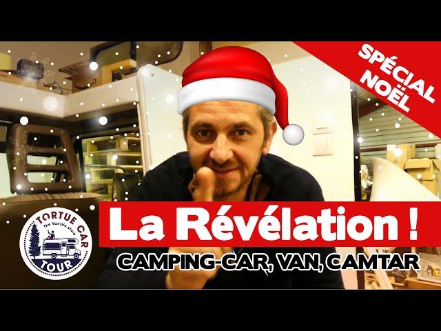 #77 - Révélation vanlife en camping-car / van / camtar - Tortue-Car-TOUR