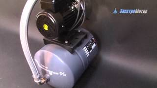 видео Насосная станция Grundfos Hydrojet JP5 24л