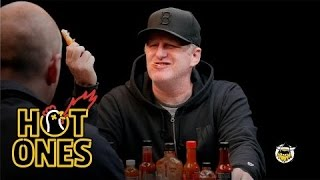 Download Michael Rapaport Talks LeBron James, Phife Dawg, & Reality TV  While Eating Spicy Wings | Hot Ones Mp3 and Videos