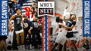 Sierra Canyon (CA) vs Cathedral Catholic (CA) Basketball - ESPN Broadcast Highlights