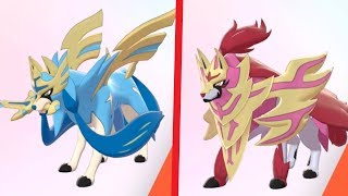 Folagor Reacciona a TODOS los SHINY de Pokémon Espada y Escudo