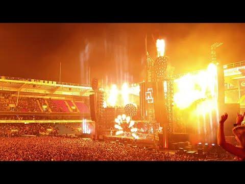 Rammstein - Rammstein (Live Ullevaal Stadion, Oslo, Norway - August 18, 2019) HD