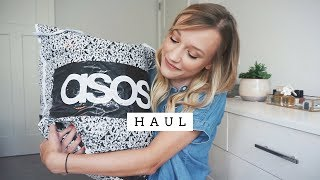 My First ASOS Order Ever! | Try-On Haul