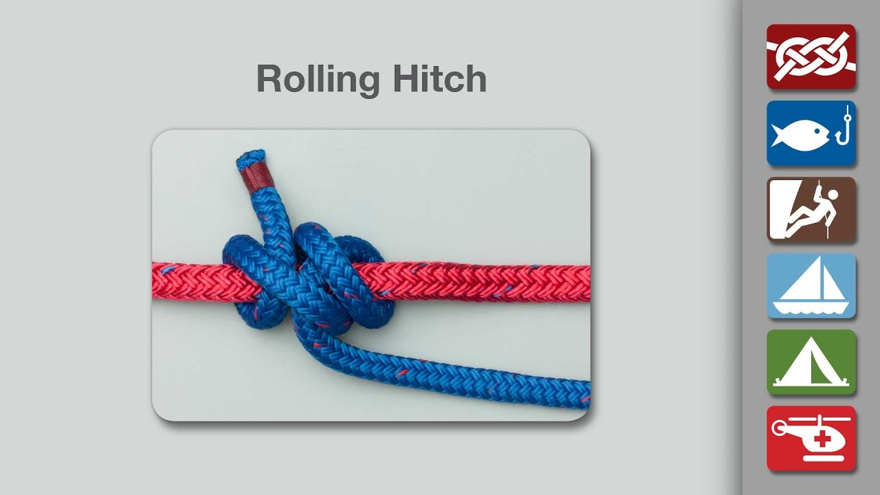 Image result for Rolling Hitch