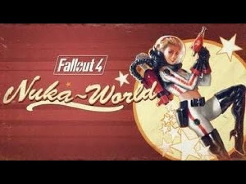 CAPTURING SETTLEMENTS!!! ( Fallout 4 ) Nuka World DLC