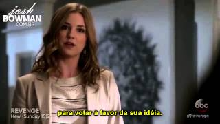 Sneak Peek: Prévia 4ª Temporada Revenge - Episódio 4x17: Loss (Legendado)