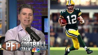 Green Bay Packers should give Aaron Rodgers a little input I Pro Football Talk I NBC Sports