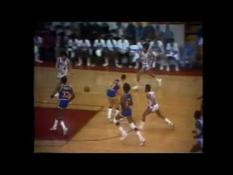 Norm Van Lier (35pts/10asts) vs. Warriors (1975 Playoffs)