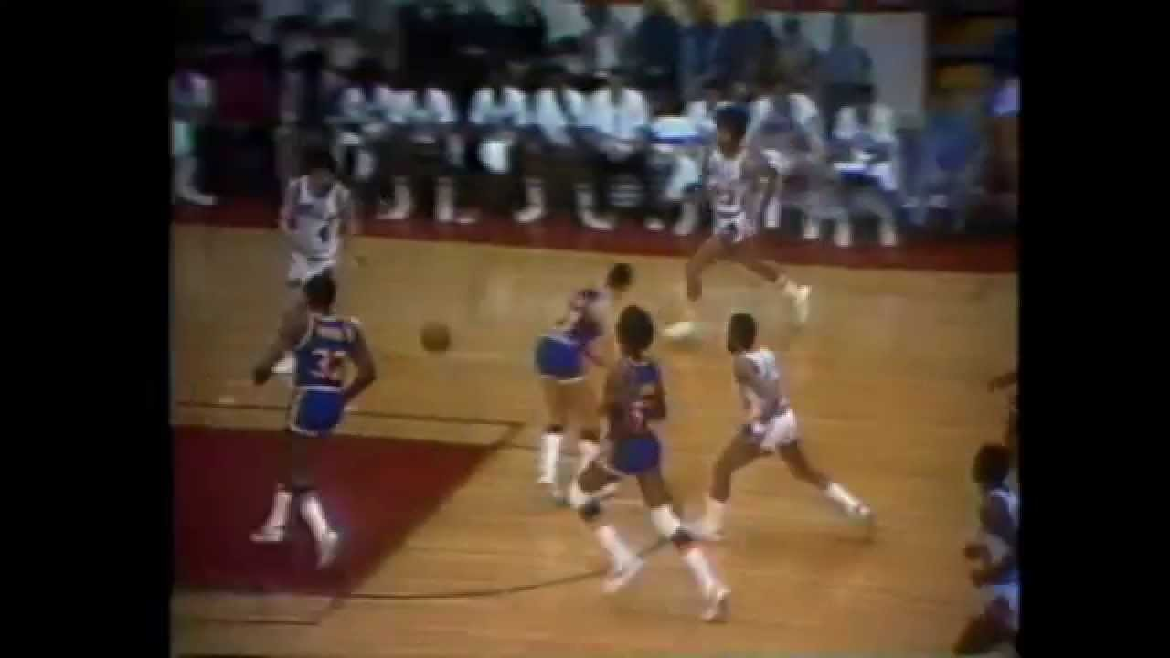 Norm Van Lier 35pts 10asts vs Warriors 1975 Playoffs