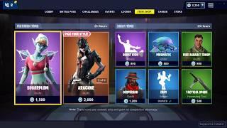 NEW ELF-FAIRY SKIN: Fortnite Item Shop