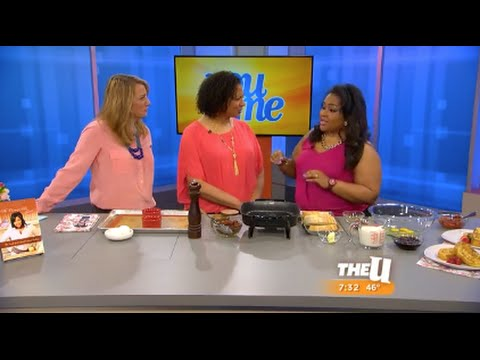 Brunch with Chef Regan: French Toast and Baked Eggs with Chorizo Recipe