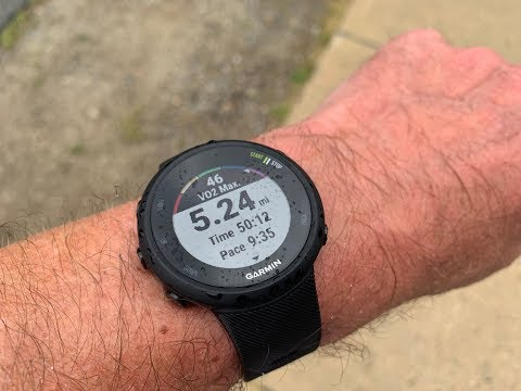 Garmin Forerunner 45 Review: Great Basic GPS Watch!