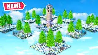 *NEW* Fortnite SKY WARS (Custom Gamemode)