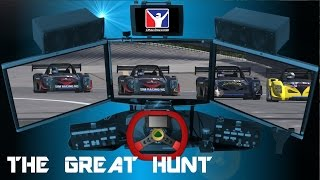 iRacing: Radical SR8 at Monza - The Great Hunt