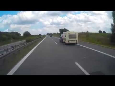 Germany: A20 Autobahn