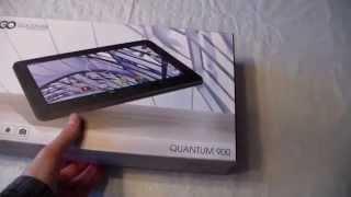 Планшет GoClever Quantum 900 8GB Black. Розпакування