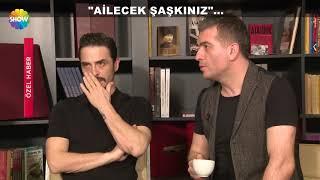 Ahmet Kural - Murat Cemcir ikilisi yeni filmlerini Show TV'ye anlattı