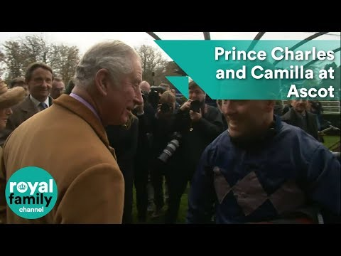 Prince Charles and Camilla watch Owen