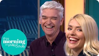 Holly and Phil go Head-to-Head in Guess the Gadget | This Morning