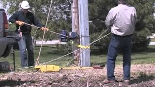Pole Enforcer Groundline Reinforcement System