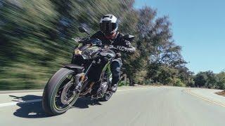 2017 Kawasaki Z900 Review  4K