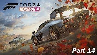 Forza Horizon 4 - Rally Porsche - Part 14 (Playthrough)