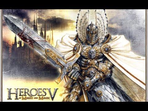 Heroes of Might and Magic V - Фильм ( cutscenes , русская озвучка )