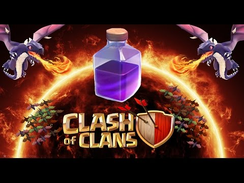 Clash of Clans Dragons Rage Strategy