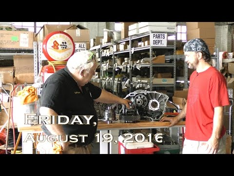 EVTV Friday Show - Quaife Differential for Tesla Model S Gearbox