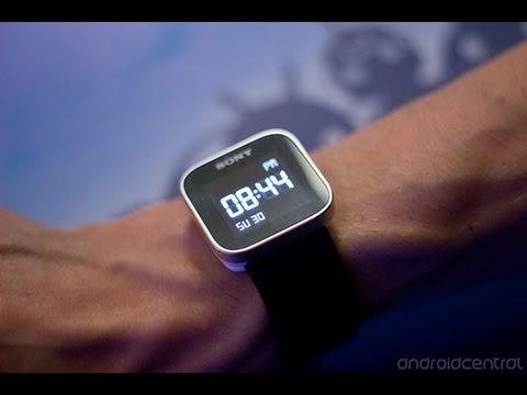 Sony SmartWatch Review