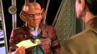 Star Trek Deep Space Nine - Quark's Cheers intro