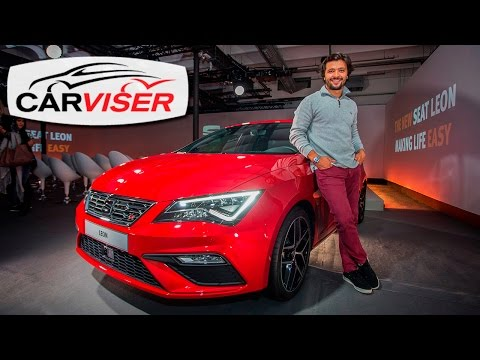Seat Leon 1.0 TSI Test Sr Review English subtitled