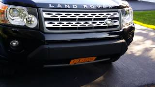 2011 Land Rover Lr2 ( Bumper Guard)