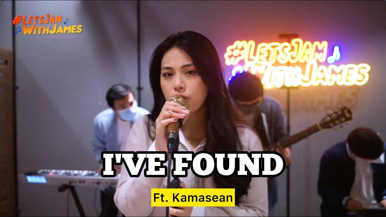 I've Found REGGAE - Kamasean ft. Fivein #LetsJamWithJames (Winner of EMPC by iceperience.id)