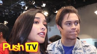 Push TV: Liza Soberano once encouraged Kelsey Merritt to audition for Victoria's Secret