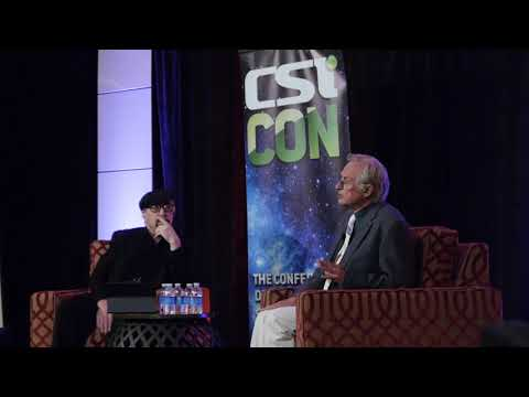 Richard Dawkins - CSICon 2016 with Jamy Ian Swis