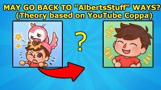 Flamingo May GO BACK to AlbertsStuff! (YouTube Coppa) - Roblox
