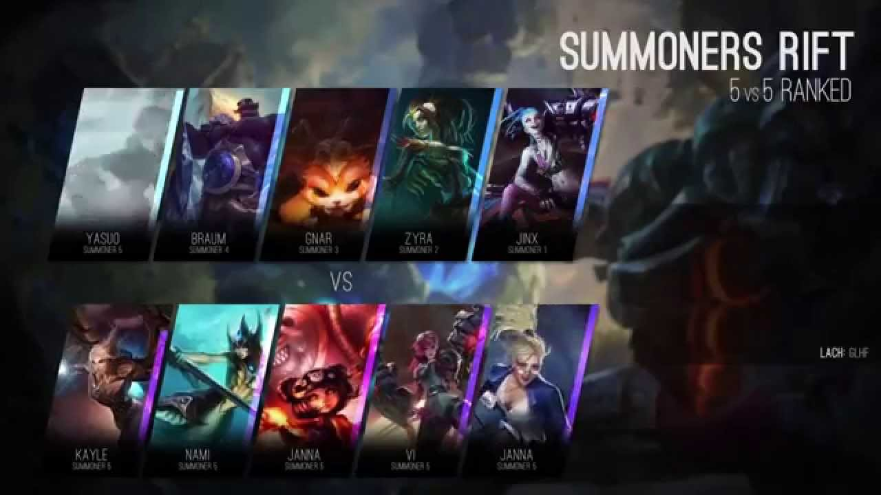 how to make league client full screen