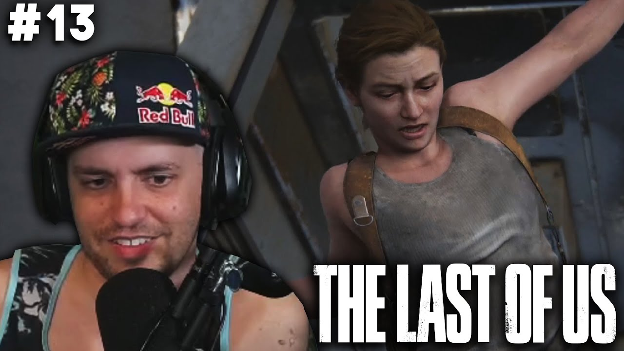 The Last Of Us Part II #13 | GrandPooBear Plays