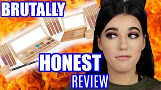 BRUTALLY HONEST KYLIE COSMETICS VACATION COLLECTION REVIEW | Jordan Byers thumbnail