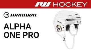 Warrior Alpha One Pro Helmet Review