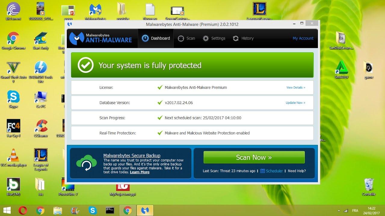 malwarebytes full free