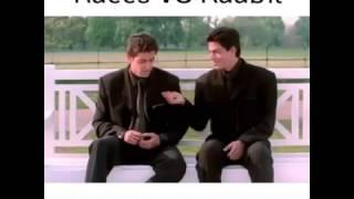 Raees VS kaabil Clash | funny dubbing | Shah Rukh Khan | Hrithik Roshan |
