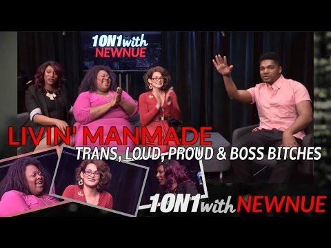 1ON1 w/ Livin' Manmade