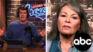 Roseanne CANCELLED: Racism or Hit Job...   Louder With Crowder