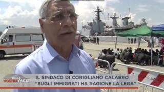 #Immigrazione  Il sindaco di Cordigliano Calabro, la #Lega ha ragione