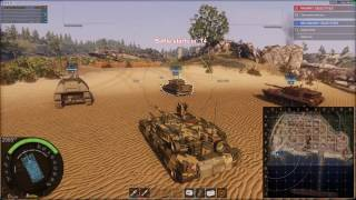2 games American M1A2 Abrams MBT