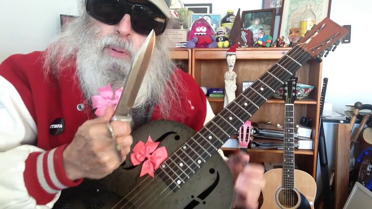 guitar lesson how to play knife style guitar lesson slide open d slide guitar by messiahsez. Black Bedroom Furniture Sets. Home Design Ideas